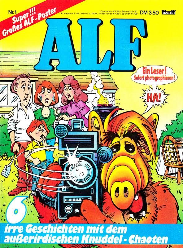 Alf (1988) - komplett