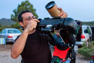 Photo: Ferran y sus inventos :-D