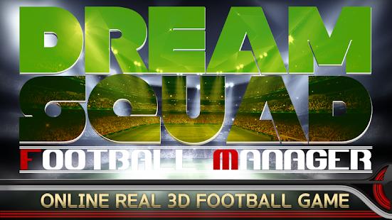 DREAM SQUAD - Soccer Manager - náhled