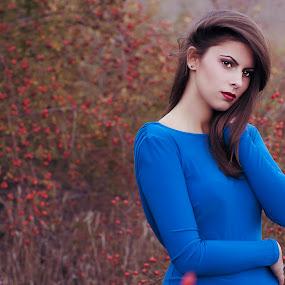 S by Bogdan Negoita - People Fashion ( girl, s, woman, portrait, World_is_RED,  )