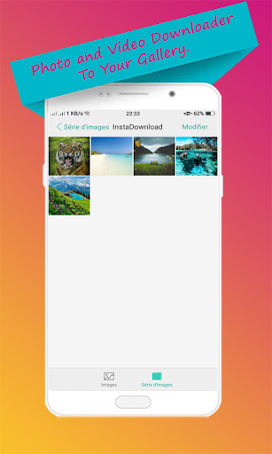 Download photo & video for instagram  - FastSaver 1.0 screenshots 2