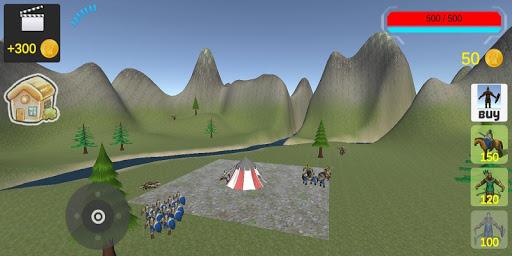 Medieval War  screenshots 4