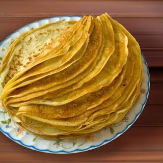 Mock Corn Tortillas.