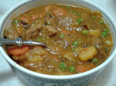 Country Cooker Beef Stew Recipe