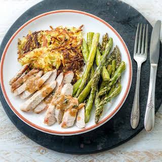Dijon Pork Chops.
