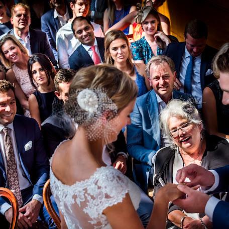 Fotógrafo de bodas Gabriel Scharis (trouwfotograaf). Foto del 21.01.2018
