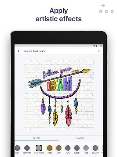 Coloring Book for Me & Mandala screenshot 14