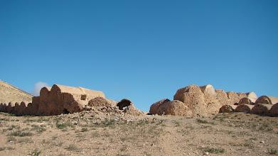 Photo: Ksary - czyli obronne spichlerze beduińskie.