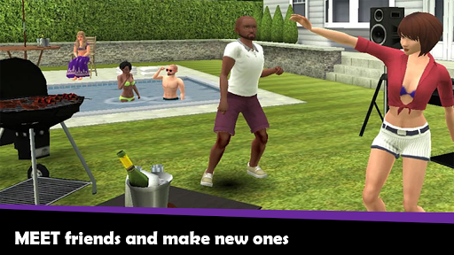Avakin Life VR game (apk) free download for Android/PC/Windows