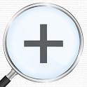 Magnifier - Magnifying Glass with flashlight icon