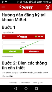 Mibet free- screenshot thumbnail