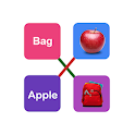Spelling learning for kids - Word Matching Game icon