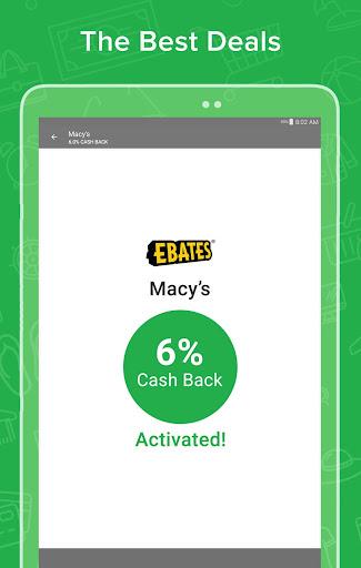 Ebates: Cash Back, Coupons, Rewards & Savings