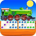 Mexican Train Dominoes Gold icon