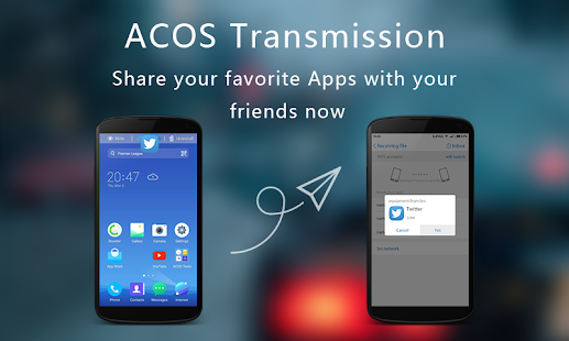 ACOS Launcher-Small,Fast,Boost Screenshot