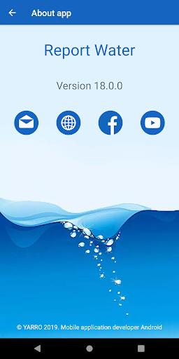 Screenshot for Report Water. Meters data in Hong Kong Play Store
