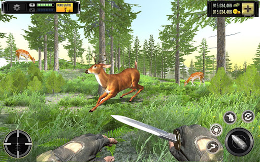 Deer Hunting 3d - Animal Sniper Shooting 2020 apkpoly screenshots 5