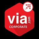 VIA - Corporate icon