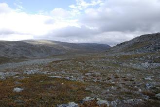 Kuva: Toskalin laakso alkaa pikkuhiljaa avautumaan silmien eteen