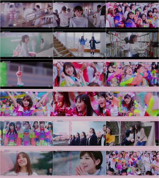 (PV)(1080i) AKB48 – ジャーバージャ (M-ON! HD)