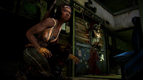 The Walking Dead: Michonne Screenshot 10