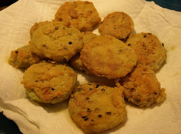 Mom;s Fried Green Tomatoes Recipe