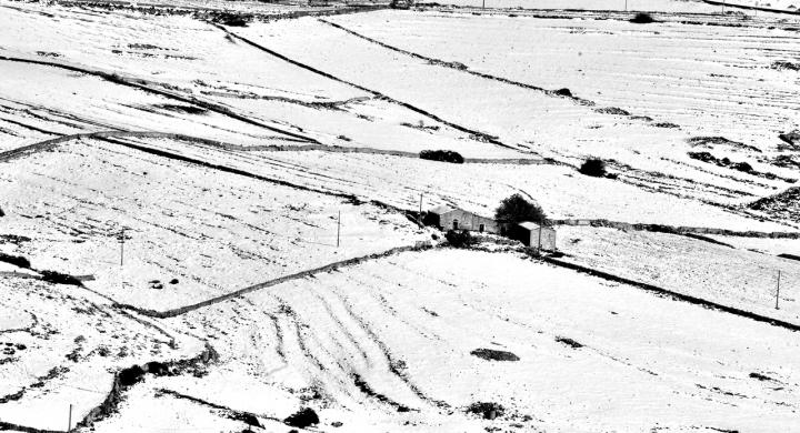 White landscape di Salvatore Gulino