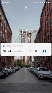 Workout timer: Crossfit WODs Premium Mod Unlocked 3