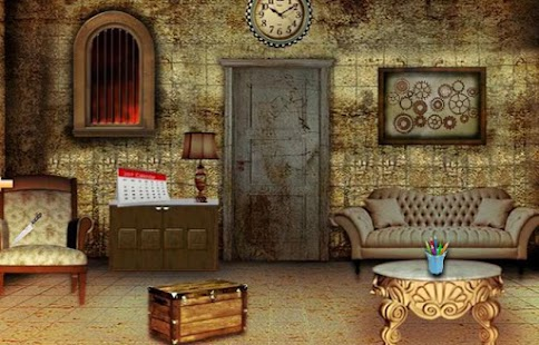 Escape Game - Deserted House 2 - náhled