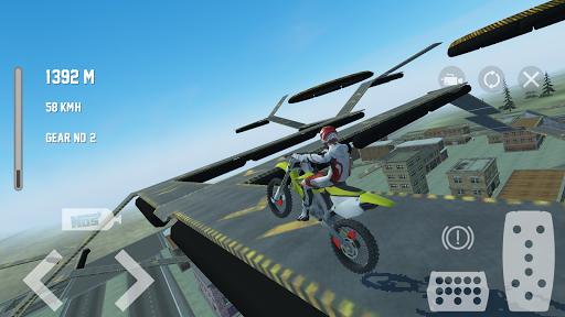 Motorbike Crush Simulator 3D  screenshots 4