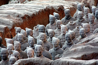 Photo: Day 188 -  Terracotta Warriors in Xi'an - Pit 1 #6