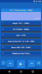 Oklahoma Radio Stations free download for android