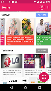 Magzo: News,Lifestyle,Recharge screenshot