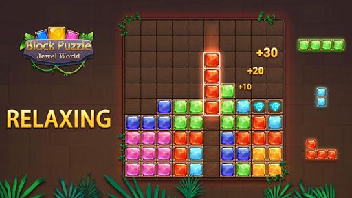 Block Puzzle - Jewels World apktram screenshots 16