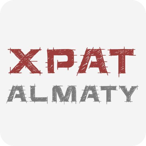 Almaty Offline Map Guide XPAT