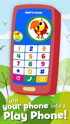 赤ちゃんのための Play Phone