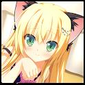 Neko Anime Girls LWP icon