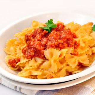 Pressure Cooker Pasta Recipes.