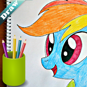 Draw & Share: My Little Pony for PC and MAC