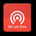 BCast Pro - No Ads icon