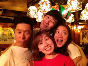 Photo: あなたの町へ、今年は この4人で伺います〜( ´ ▽ ` )ノ5/20