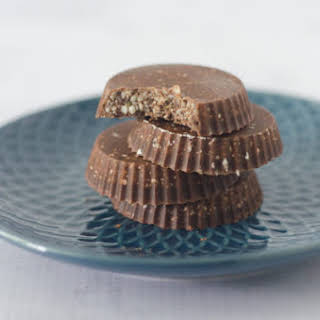 Coconut Chocolate Fat Bombs (Keto, Sugar-Free, Vegan).