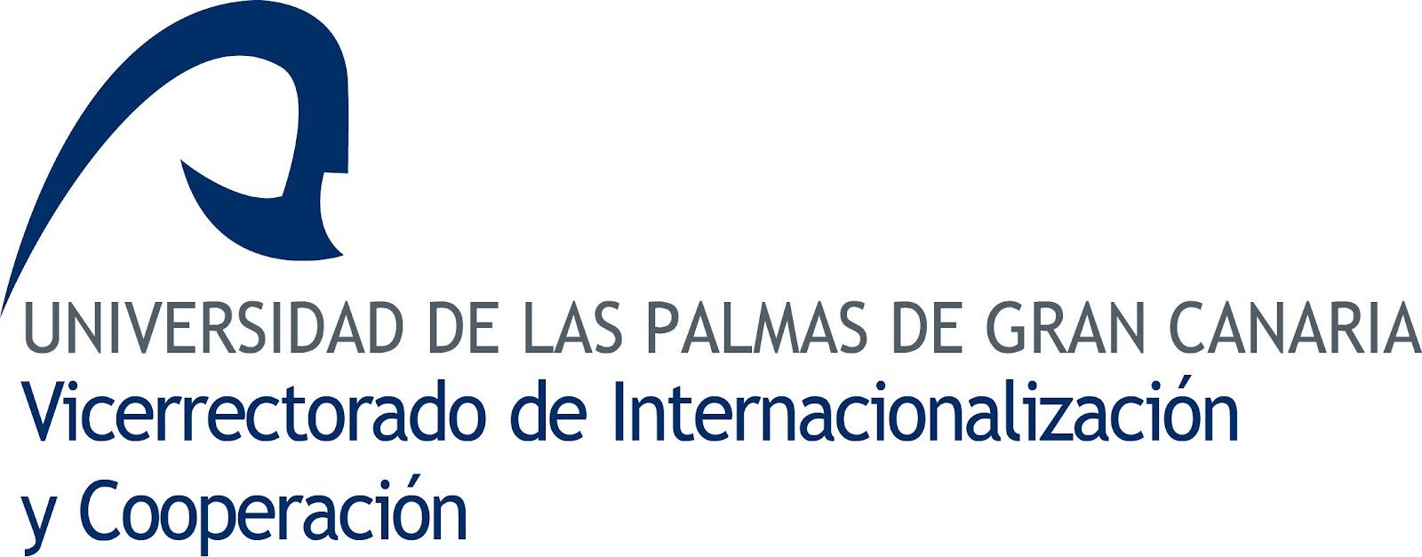Vicerrectorado de Internacionalización y Cooperación - ULPGC