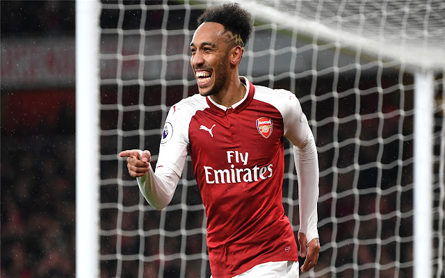Pierre-Emerick Aubameyang Themes & New Tab