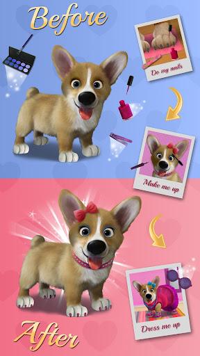 Lulu's Puppy Salon - Makeup, Dress Up & Playtime