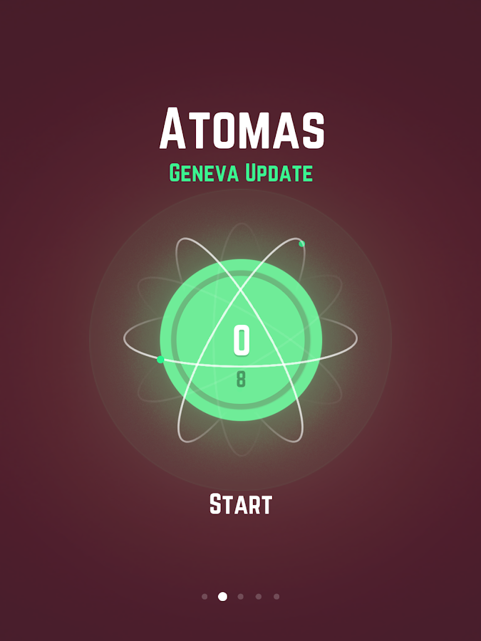 Screenshots of Atomas for iPhone