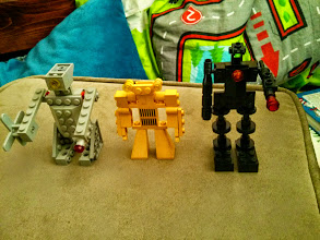 Photo: Lego Bots!