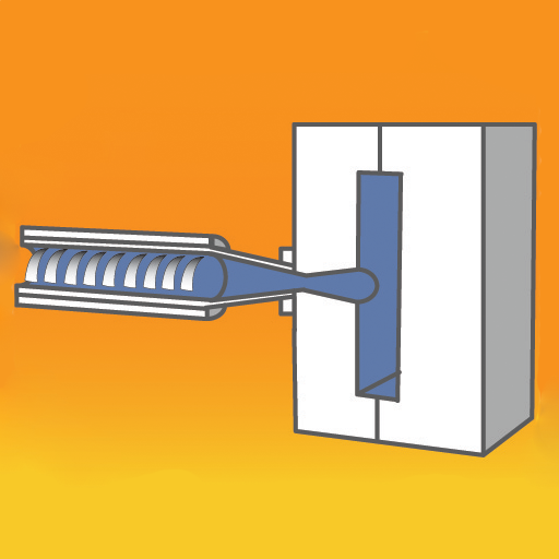 iMoulder Scientific Plastic injection Molding tool - Apps on