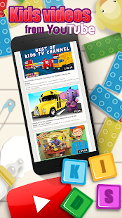Download Kids videos from Youtube For PC Windows and Mac apk screenshot 2