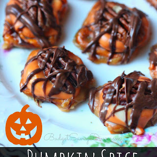 Pumpkin Spice Turtles